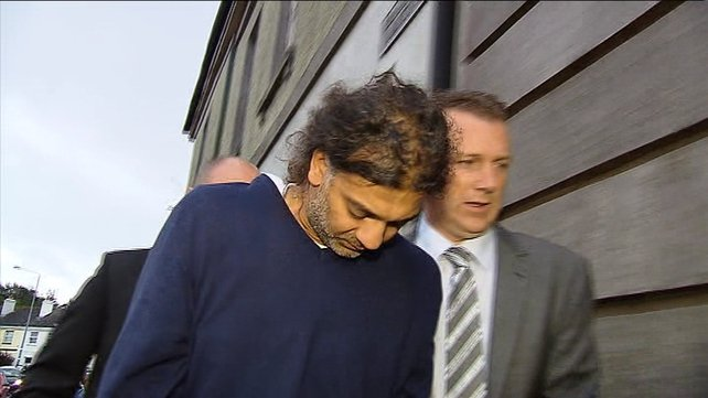 Sanjeev Chada pictured at an earlier court appearance
