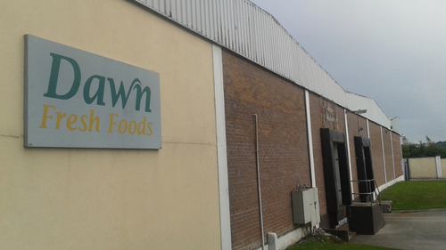 Dawn Fresh Foods blamed the closure on a steep decline in sales