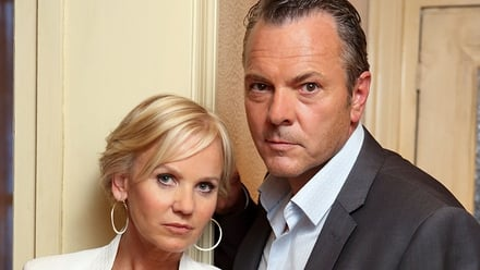 Lisa Maxwell and Michael French
