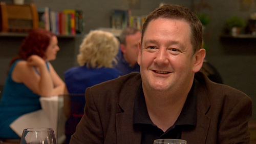 Michael Pennington says he's put his Johnny Vegas persona 'in a box'