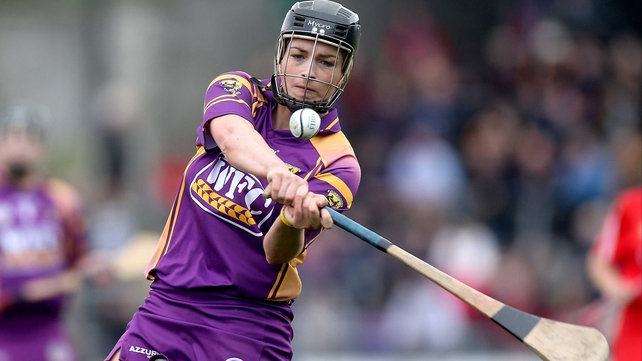 Ursula Jacob was once again the hero for Wexford