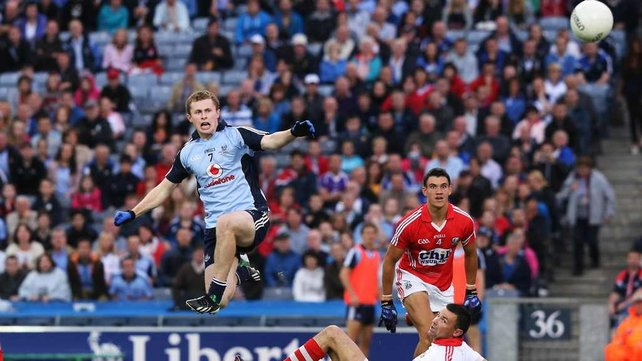 Jack McCaffrey's clever finish helped Dublin reach the semi-finals
