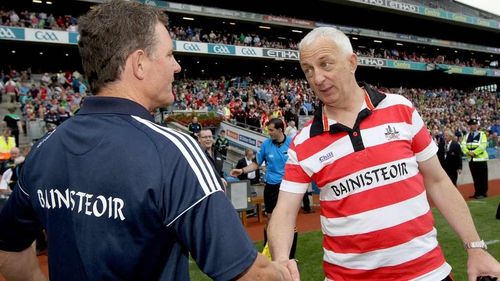 Conor Counihan has left his role of Cork manager