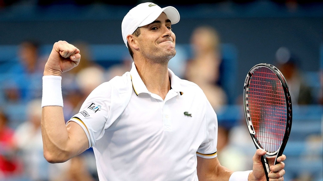 John Isner: 'It's my absolute favourite time of the year'