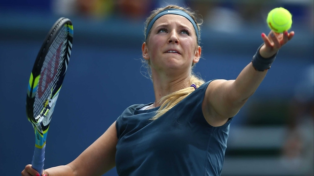 Victoria Azarenka defeated Ana Ivanovic