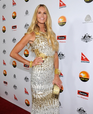 Supermodel Elle Macpherson weds according to reports
