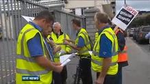 Dublin Bus strike begins