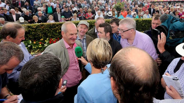 The Tony Martin-trained four-year-old won on Tuesday and Saturday aswell