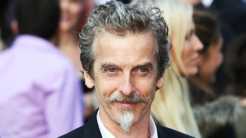 Peter Capaldi is the next Doctor Who