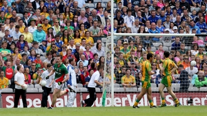 Mayo ran riot against Donegal in the 2013 All-Ireland quarter-final