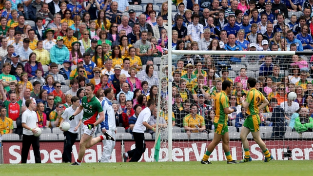 The limpet-like Tyrone defence will be keeping close tabs on Cillian O'Connor after his goalscoring exploits against Donegal
