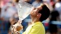 Del Potro takes victory in Citi Open