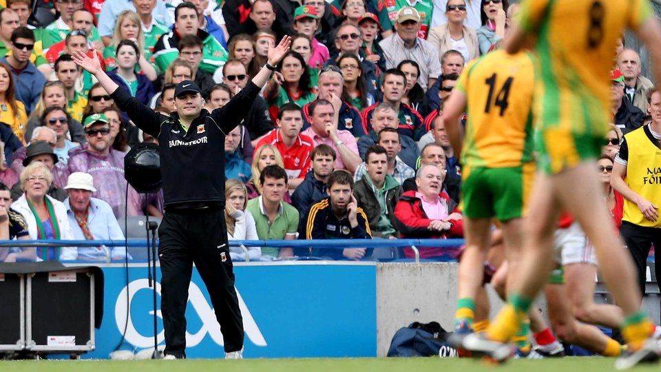 James Horan's Mayo made short work of Donegal