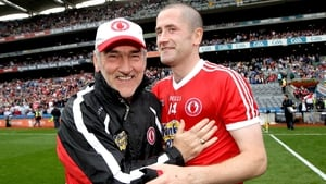 But Mickey Harte and Stephen O'Neill were smiling at the end of another Tyrone victory
