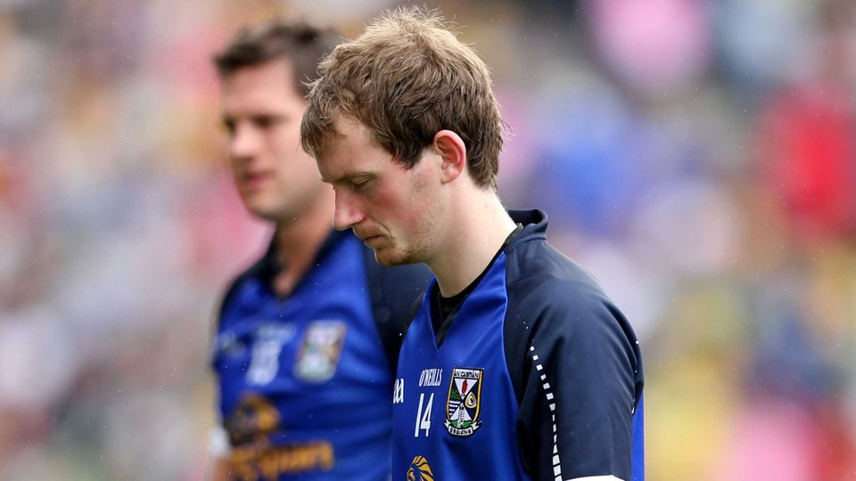And despite a spirited second half fightback, Cavan left the field disappointed