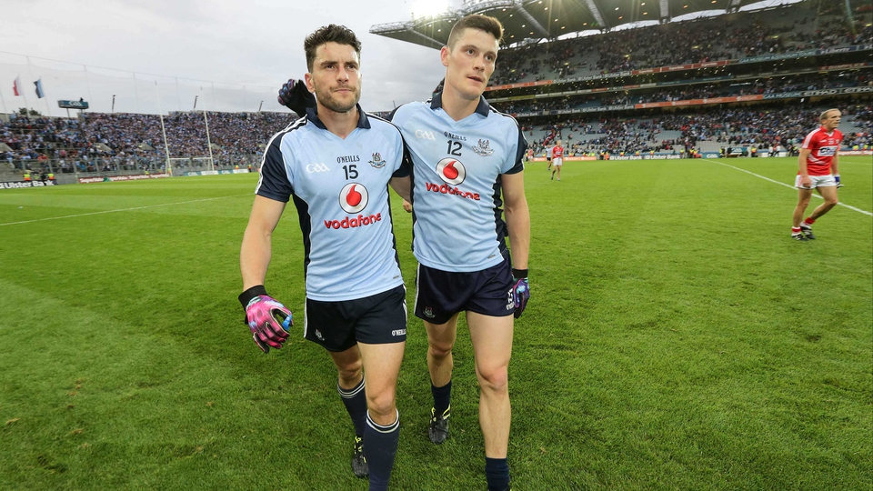 And Bernard Brogan and Diarmuid Connolly can be happy with their day's work