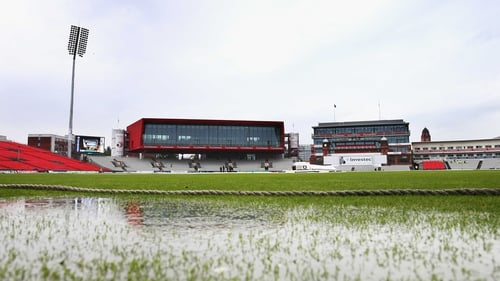 The weather was the winner at Old Trafford as Australia were denied the chance to bowl England out on the final day of the third test