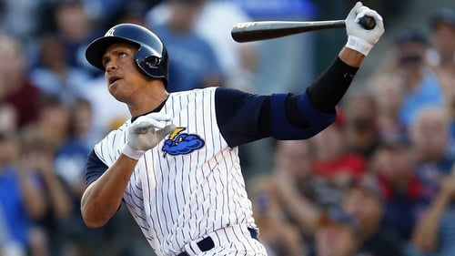 Alex Rodriguez has been hit with a 211-game ban for alleged doping offences