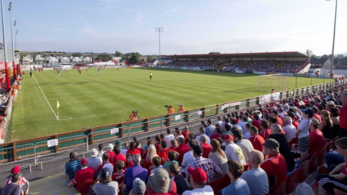 Alan Cawley believes the Sligo Rovers template is an excellent example for other teams to follow