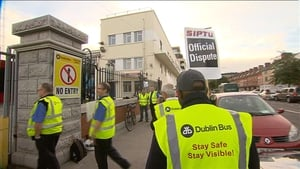A dispute over cost-cutting proposals led to a three-day strike at Dublin Bus last month