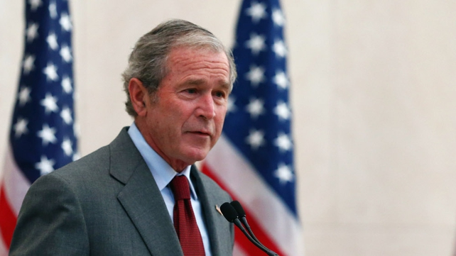 George W Bush topped the list with 45,862 edits to his Wikipedia page