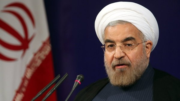 Hassan Rouhani is ready to enter negotiations on Iran's nuclear programme