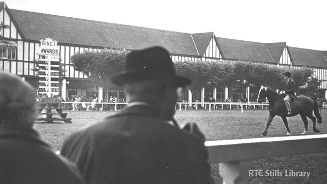 Dublin Horse Show at the R.D.S.