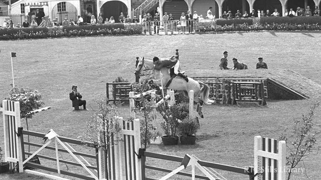 Dublin Horse Show 1969