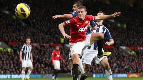 Nemanja Vidic has been released from hospital