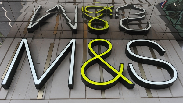 M&S says like-for-like general merchandise sales dropped 1.3% between July and September