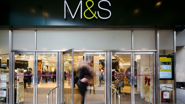 M&S revenues fall as pressures on household budgets mount