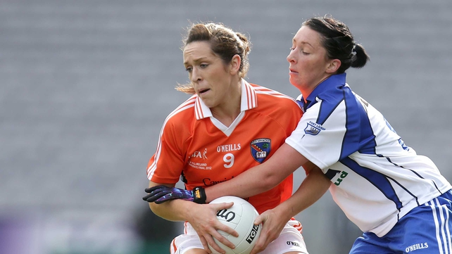 Caroline O'Hanlon believes Armagh are on the comeback trail after a difficult few years