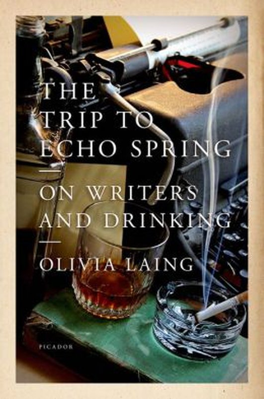 Author Olivia Laing