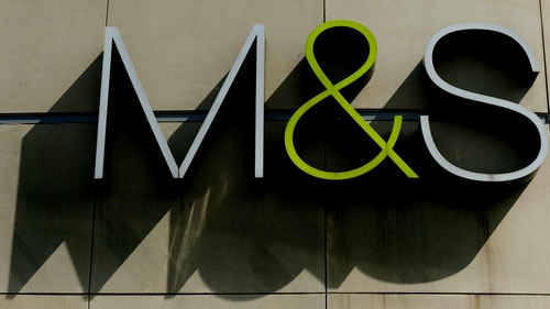 M&S stores in Dún Laoghaire, Mullingar, Naas and Tallaght are set to close