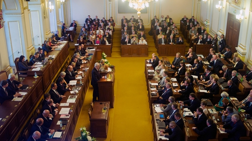 The chamber yesterday voted against giving a vote of confidence to the government of Prime Minister Jiri Rusnok