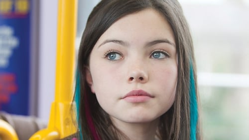 Lauryn Canny plays the titular role of a 14-year-old who goes missing in Amber