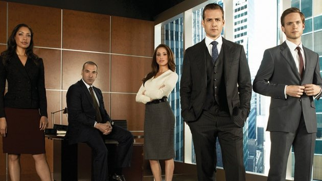Suits has been given the nod for a fifth season