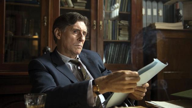 Inspector Morgue: Gabriel Byrne stars as Dublin City pathologist Quirke