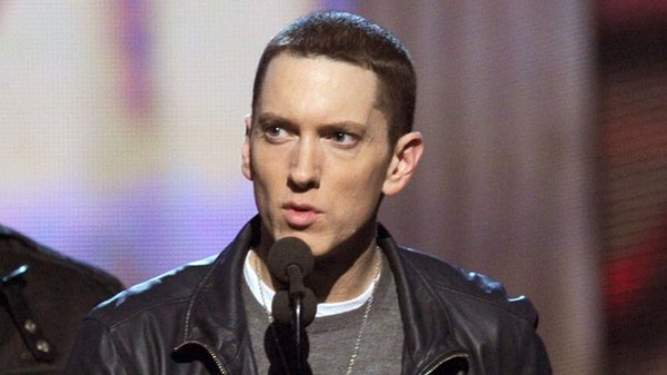 Eminem will take to the stage at Slane Castle on 17 August