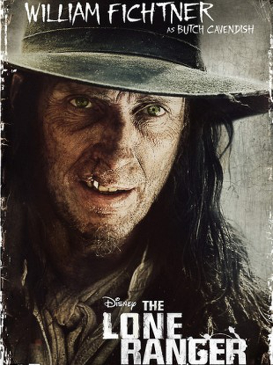 Disney Film The Lone Ranger