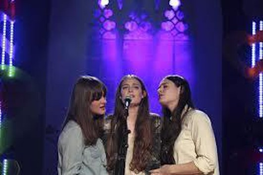 Music & chat with The Staves