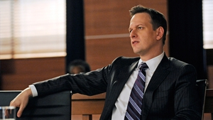 Josh Charles returns for the fifth season of legal drama The Good Wife