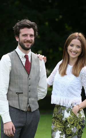 Kevin McGahern and Jennifer McGuire