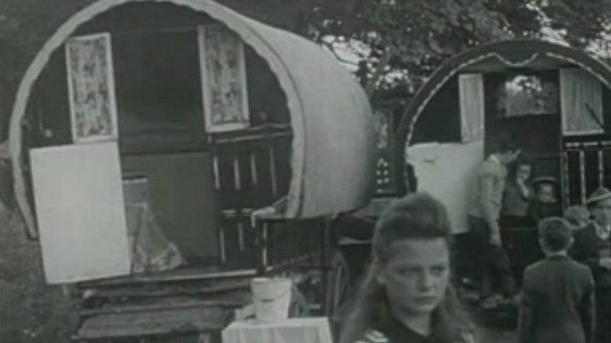 Travellers in Killorglin, Co. Kerry 1965