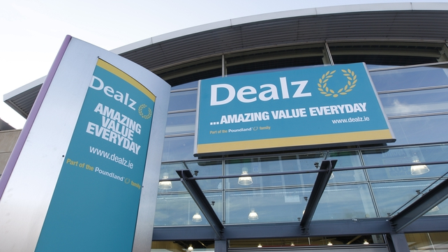 Poundland entered the Irish market in 2011 under the 'Dealz' brand