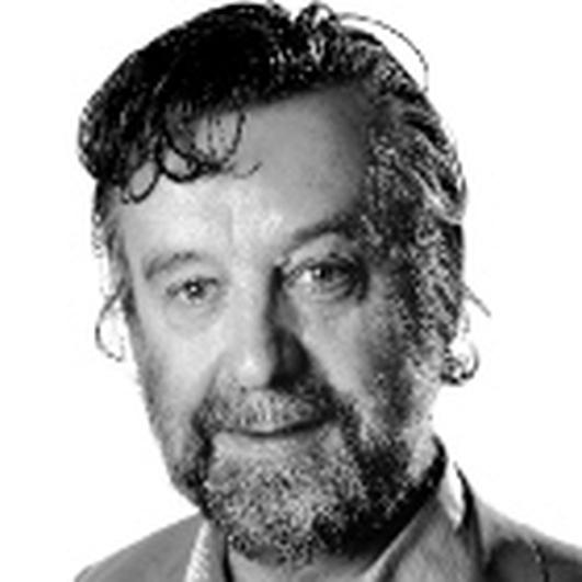Irish Times columnist Michael Harding at 60!