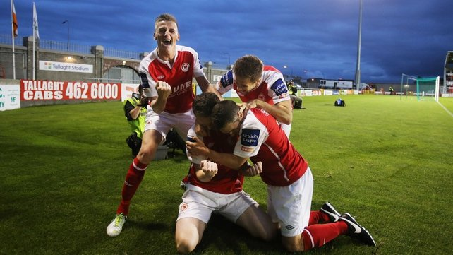 St Pat's Athletic go in search of back-to-back titles next season