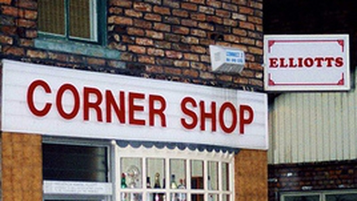 Tales from the Corner Shop