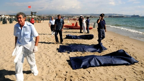 Six African immigrants die after drowning tragedy in Sicily