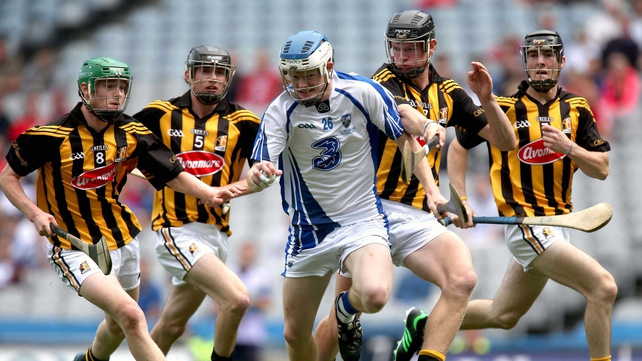 DJ Foran scored one of two first-half goals for Waterford